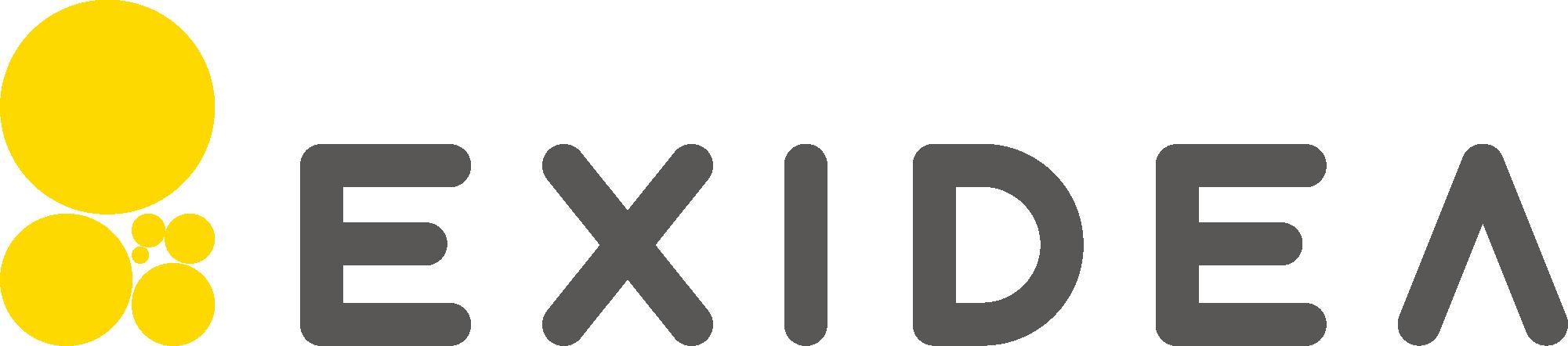 EXIDEAのサイトロゴ