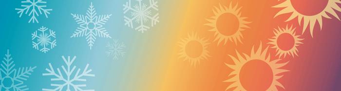 1月〜3月(冬)と8月〜9月(夏)は電気代が高くなる季節