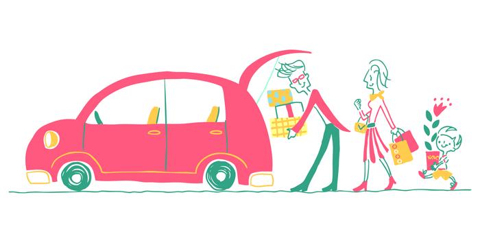 車を使っている方は出光昭和シェル関連サービスでさらにお得に!
